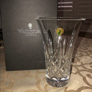 Waterford Crystal Lismore Flared Vase